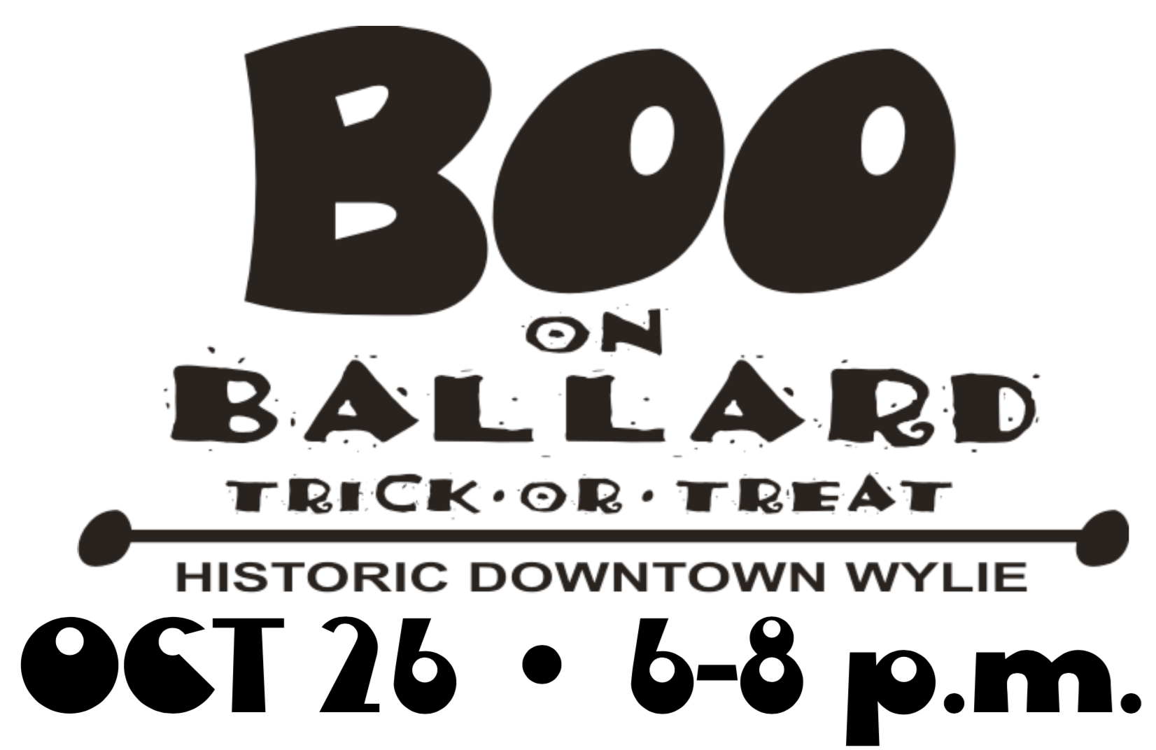 Boo on Ballard Logo 2017