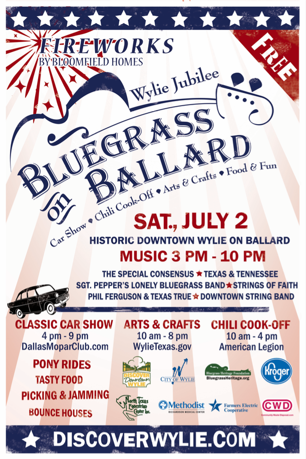 WDMA Bluegrass on Ballard Poster 2016 sm