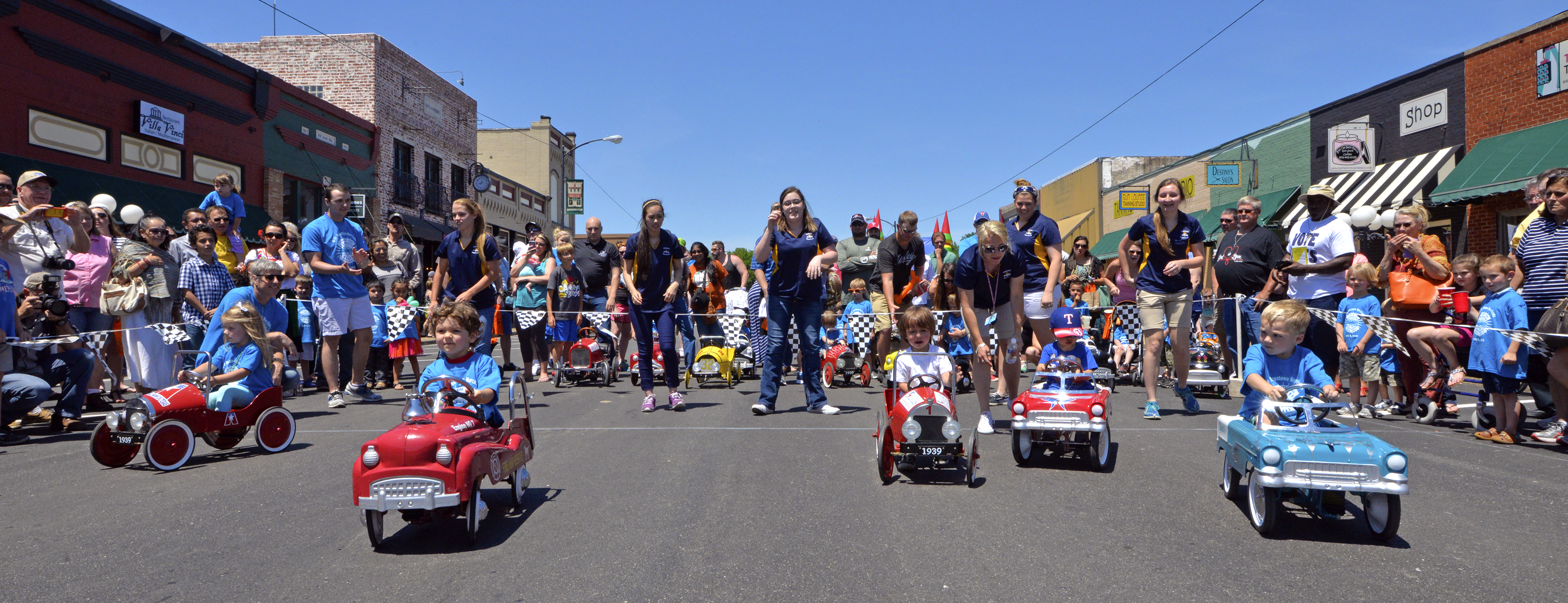 WDMA Pedal Car Race