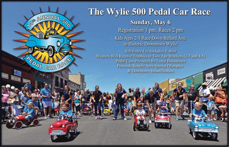 WDMA Pedal Car Race 201805